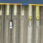 Bramki autostrady A1