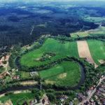Meandry rzeki Drwęcy